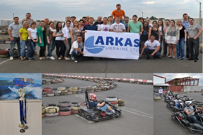 Arkas Ukraine Grand Prix