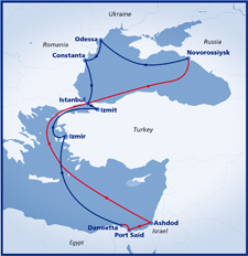 New Eastmed / Blacksea Service (EBS)