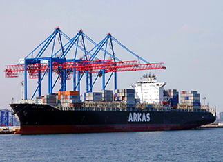 Arkas Line Upgrades East Med/Black Sea Service (EBS)